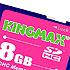 Kingmax Kingdisk 8 gb SDHC Memory Card