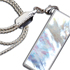 Transcend Intros Mother-of-Pearl USB Flash Drive