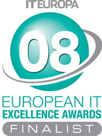 European IT Excellence Awards Finalist