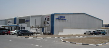 ASBIS Facilities in Dubai