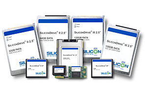 Since its inception in 2002, SiliconSystems has sold millions of SiliconDrive® products