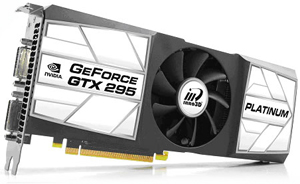 Inno3D GeForce GTX 295 Platinum Edition