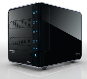 Promise Technology Announces SmartStorTM NS4600 Next Generation Network Attached Storage and Digital Media Server for Digital Home, SOHO and Small Business