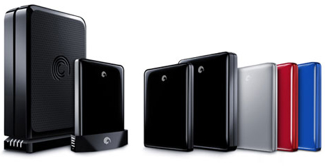 Seagate S New Goflex The Next Evolution Of Company Award Winning Freeagent External Hard Drives Introduces A Level Flexibility For