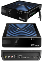 Plextor Blu-Ray and SSD Solutions
