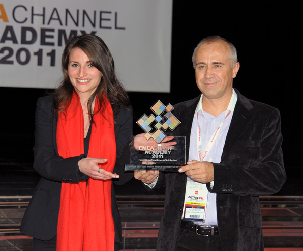 ASBIS Won ECA: 2011 Distributor of the Year Award