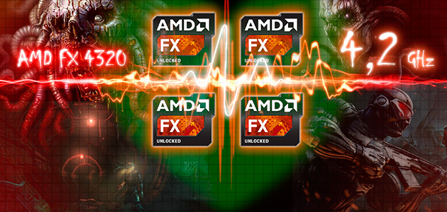 Stay on the path of glory with the latest AMD FX-4320 processor!