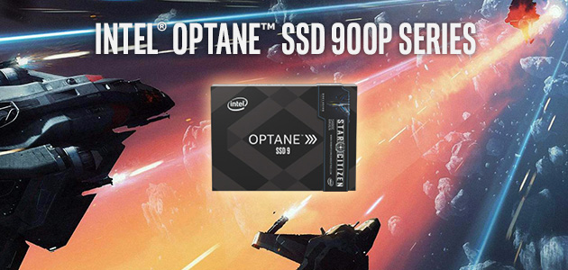 Blazing-Fast Gaming with Intel® Optane™ SSD 900P Series