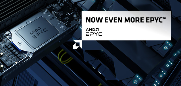 AMD launched the new 3rd Gen AMD EPYC™ processors