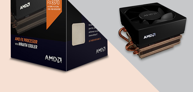 Meet the new AMD thermal solutions and desktop processors
