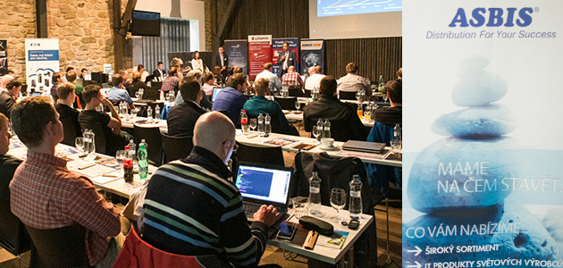 "ASBIS Czech Republic welcomed its partners at the ""Spring Server Meeting"""