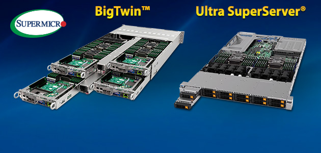 Supermicro Extends vSAN System Portfolio for Hyper-Converged Infrastructure, Launches New High-Performance vSAN Solution