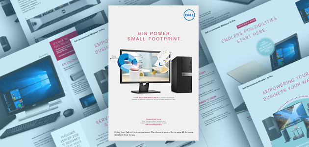 Dell Commercial Product Catalogue Q4