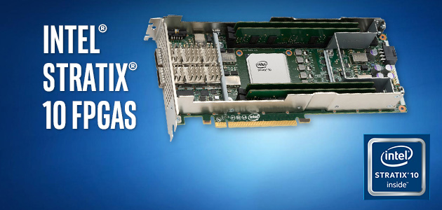 Intel Adds to Portfolio of FPGA Programmable Acceleration Cards to
