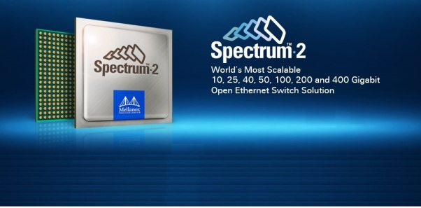 Mellanox Introduces Spectrum-2 - World's Most Scalable 200 and 400 Gigabit Open Ethernet Switch Solution