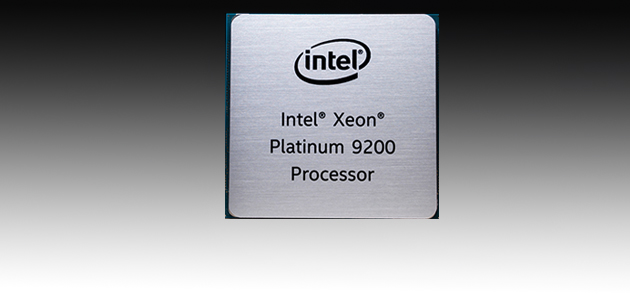 Next-generation Intel Xeon Scalable Processors to Deliver Breakthrough Platform Performance with up to 56 Processor Cores