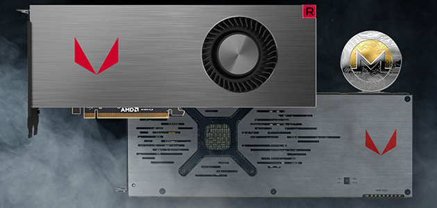 Mining Performance Check: AMD's RX Vega 64 With XMR Monero