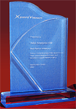 Xpertvision Awarded ASBIS
