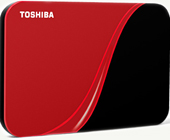 Toshiba New Stor.e Art Portable Hard Drives bring colour and style to its Personal Storage Line