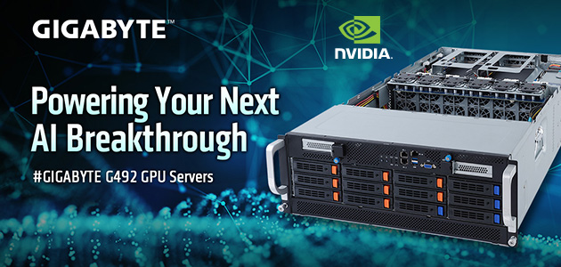 GIGABYTE Introduces a Broad Portfolio of G-series Servers Powered by NVIDIA A100 PCIe GPUs