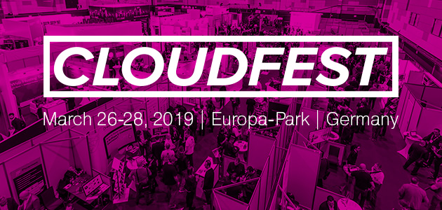 ASBIS participates at the CloudFest 2019!