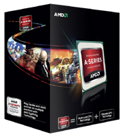 2nd Generation AMD A-Series Processors