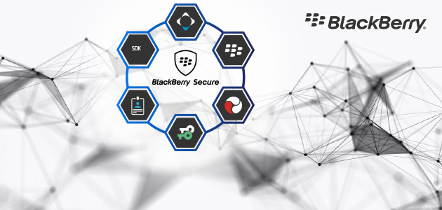 ASBIS offers BlackBerry' software and services portfolio, which is GDPR ready