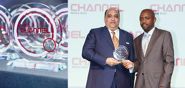 Middle East IT channel community honored ASBIS for stellar performance