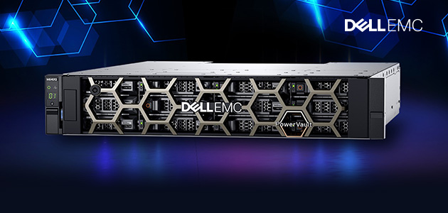 Simplicity in high-performance and high-capacity entry storage - Dell EMC PowerVault