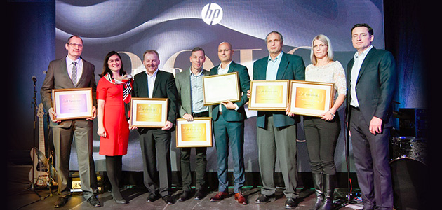 "ASBIS becomes ""The largest HP distributor of the year"" in Slovakia"