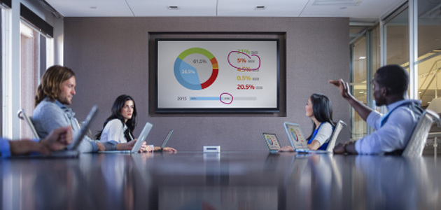 Intel® Unite™ - Smart, Secure Conference Room Technology