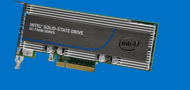 Intel Unleashes Most Powerful Data Center SSD